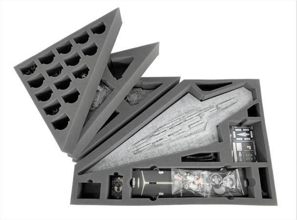 Star Wars Armada Super Star Destroyer Foam Tray for Original Box (SSD)