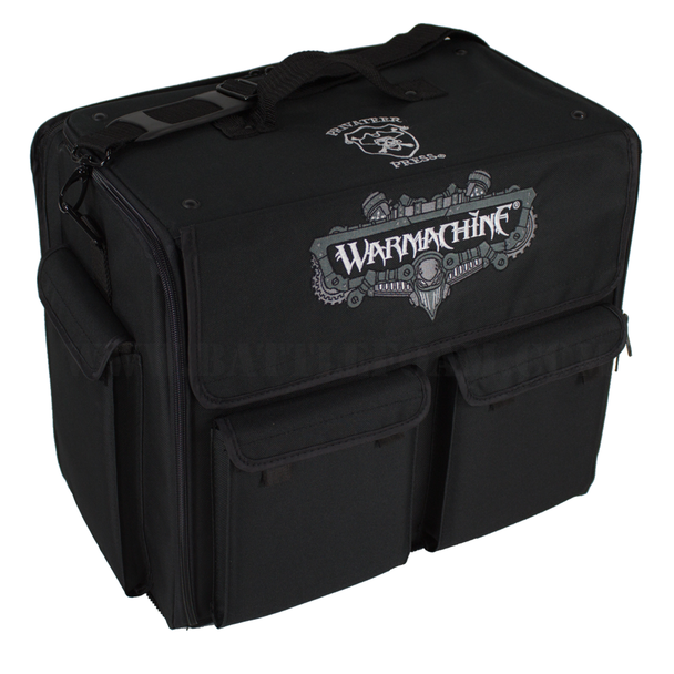 (Warmachine) Privateer Press Warmachine Bag Custom Load Out
