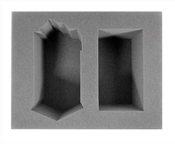 (Ork) 1 Kill Bursta/Blasta 1 Deffrolla Battlewagon Foam Tray (BFL-4.5)