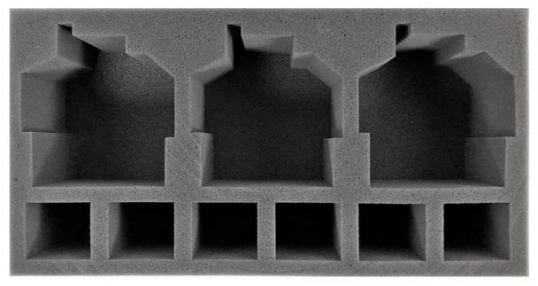 Space Marines 3 Invictor Foam Tray (BFM-3.5)
