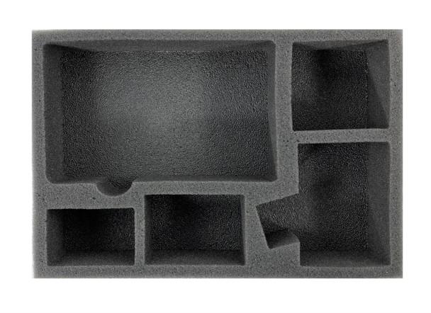 Warhammer Quest Blackstone Fortress Traitor Command Expansion Foam Tray