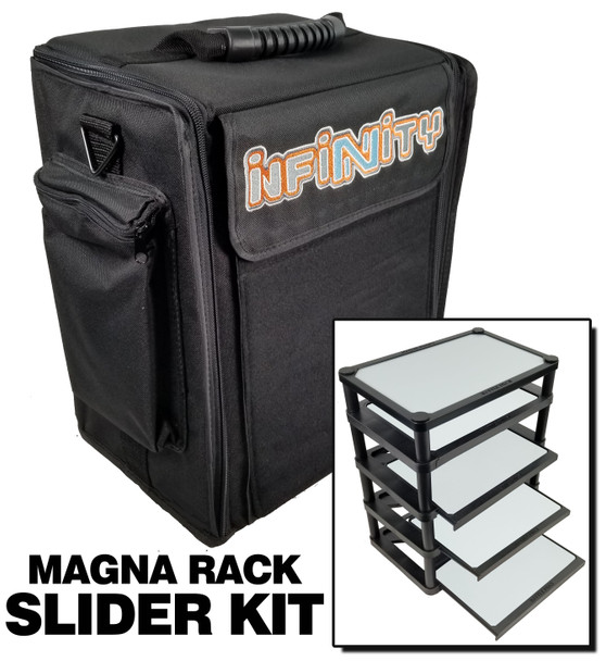 Infinity Alpha Bag 2.0 Magna Rack Slider Load Out