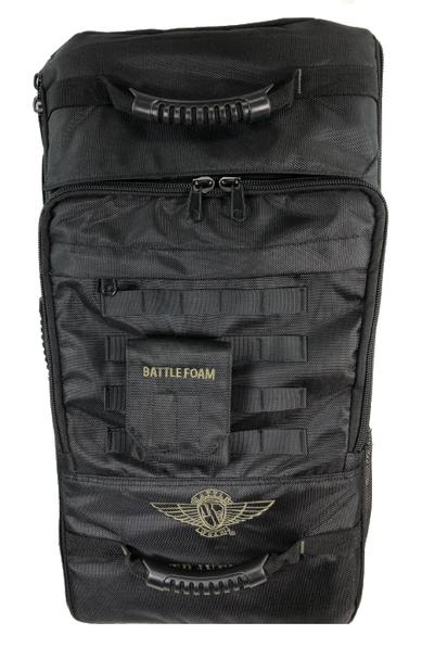 Battle Foam Traveler Bag Standard Load Out Battle Foam V the bf shield bag is the ideal bag for the gamer on a budget. battle foam traveler bag standard load out