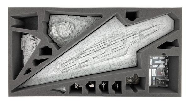 Star Wars Armada Super Star Destroyer Foam Tray (TV-3)