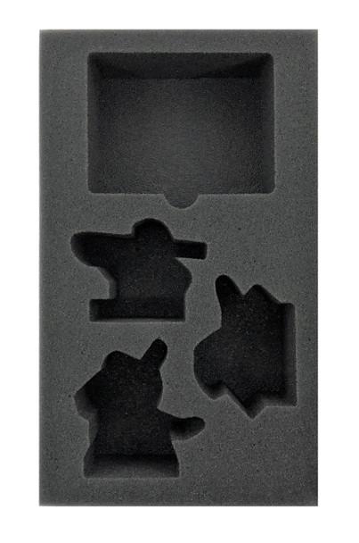 Warhammer Underworlds: Beastgrave Rippa's Snarlfangs Foam Tray (BFB.5-2)