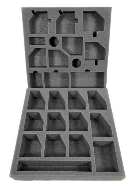 Targaryen Board Game Box Foam Tray Kit