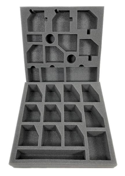 Targaryen Board Game Box Foam Tray Kit