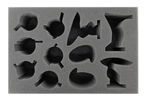 Warcry Stormcast Eternals Foam Tray (BFS-2.5)