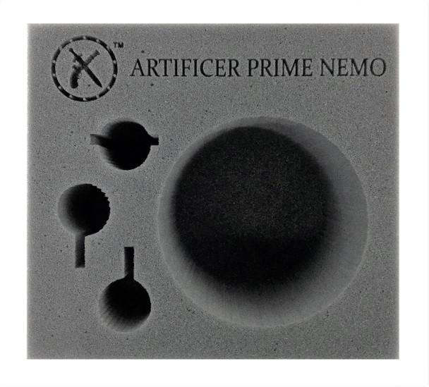 (Mercenaries) Artificer Prime Nemo Battle Engine Foam Tray (PP.5-5)