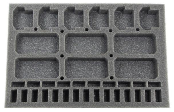 Blazing Sun Flyers Foam Tray (BFS-1)