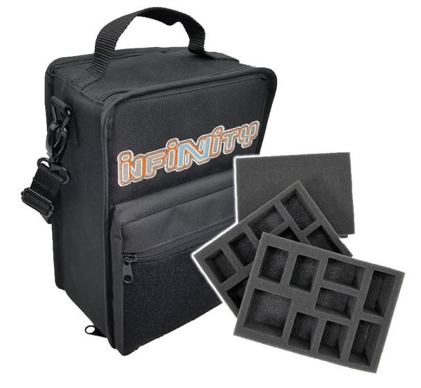 Infinity Beta Bag 2.0 Half Tray Load Out