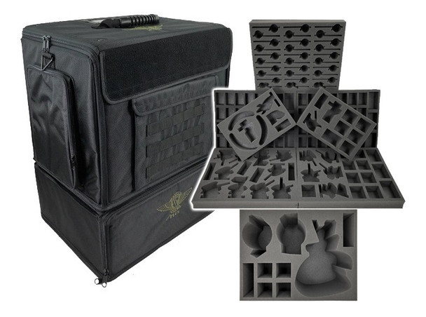 (720) P.A.C.K. 720 Molle Lumineth Realm-Lords Ultimate Bundle (Black)