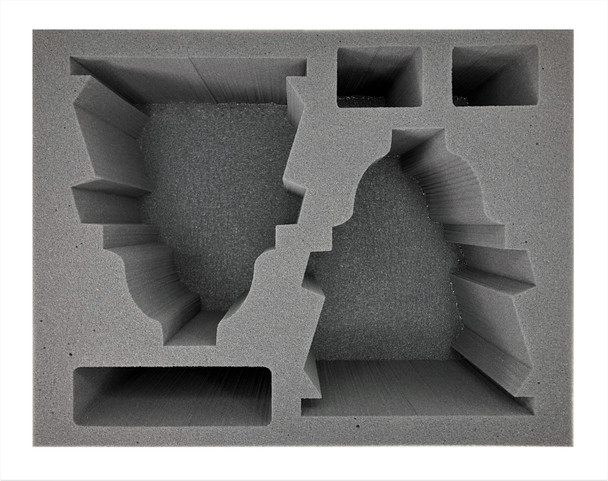 (Necron) 2 NEW Monolith Foam Tray (BFL-6.5)