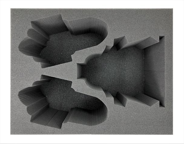(Necron) 2 NEW Monolith 2 Doomsday/Ghost Ark Foam Tray (BFL-6.5)