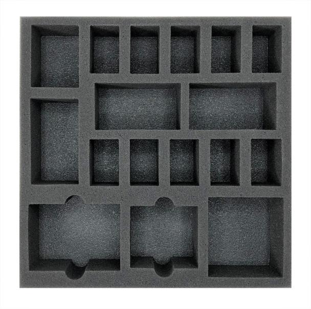 Godtear The Borderlands Starter Set Game Box Foam Tray