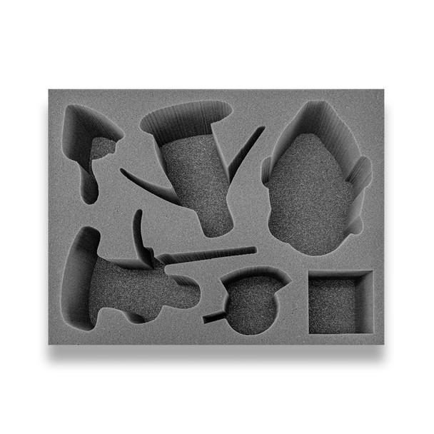 Age of Sigmar Hedonites of Slaanesh Large Character Foam Tray (BFL-5)