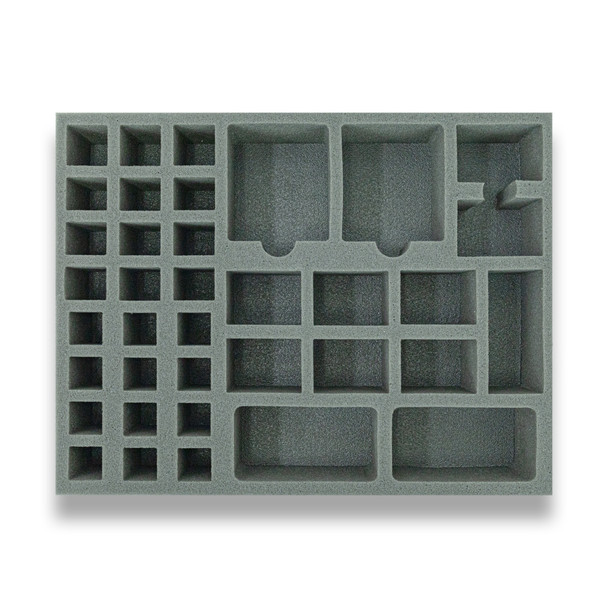 Zombicide 2nd Edition Expansion Foam Tray (BFL-2)
