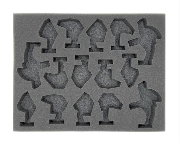 Adepta Sororitas Zephyrim Squad Foam Tray (BFL-1.5)