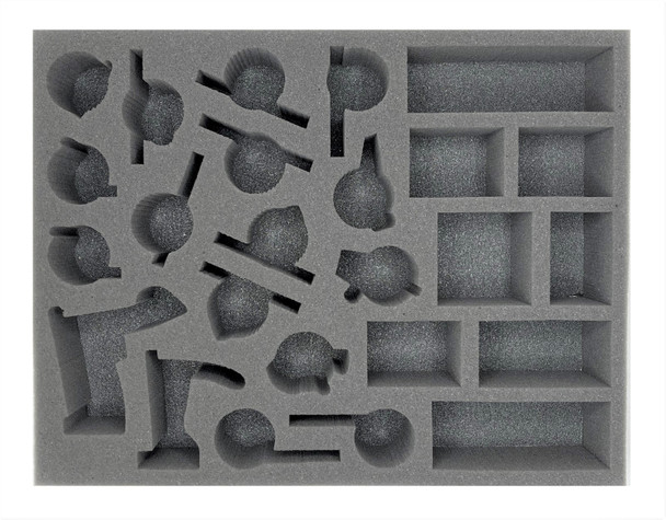 Age of Sigmar Stormcast Eternals Dominion Troops Foam Tray (BFL-2.5)