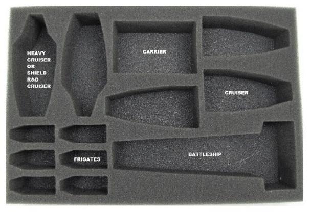 Terran Alliance Starter Box Foam Tray (BFS-1.5)