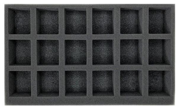 18 Large Model Foam Tray (SD)