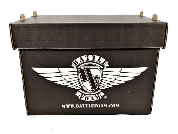 Battle Foam Large Stacker Box Empty (Black)