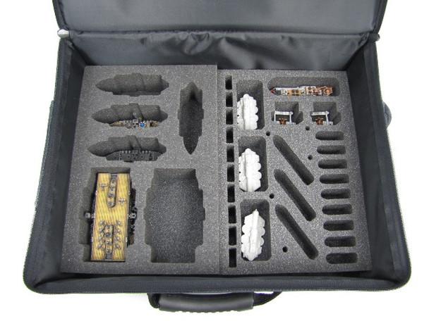 Spartan Games Bag storage example.
