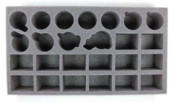 Trollbloods Troop Foam Tray (PP-2.5)