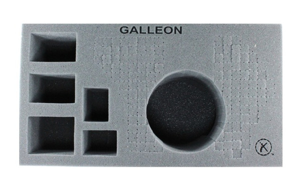 (Mercenaries) Galleon Colossal Foam Tray (PP-6.5)