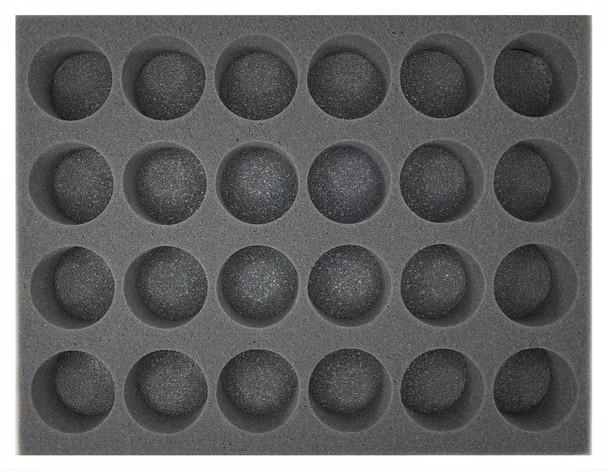 (Tyranids) 24 Genestealers Troop Tray (BFL-2)