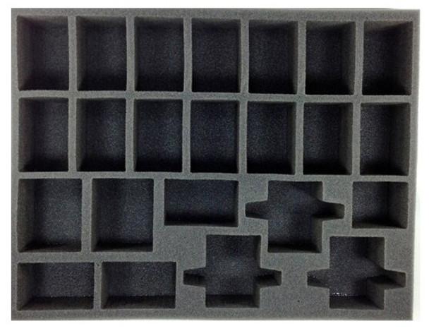 (Eldar) 23 Wraithblade Foam Tray (BFL-2)