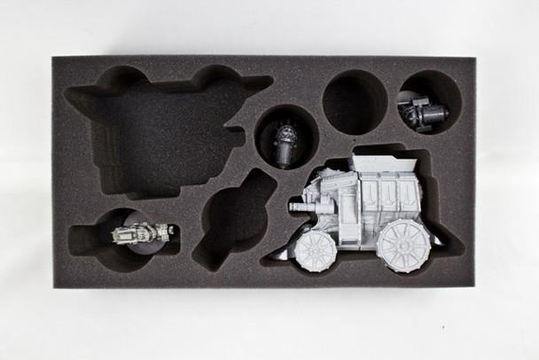 Enlightened Foam Kit for the Outlaw Bag (WWX)