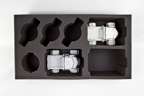 Outlaws Foam Kit for the Outlaw Bag (WWX)