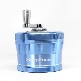 Large SharpStone® 2.0 Crank Top Blue