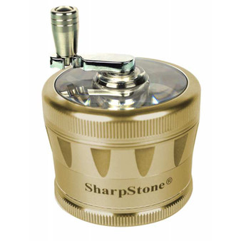 Large SharpStone® 2.0 Crank Top Brown