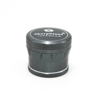 SharpStone® V2 4 Piece Hard Top Grinder - 2.2""