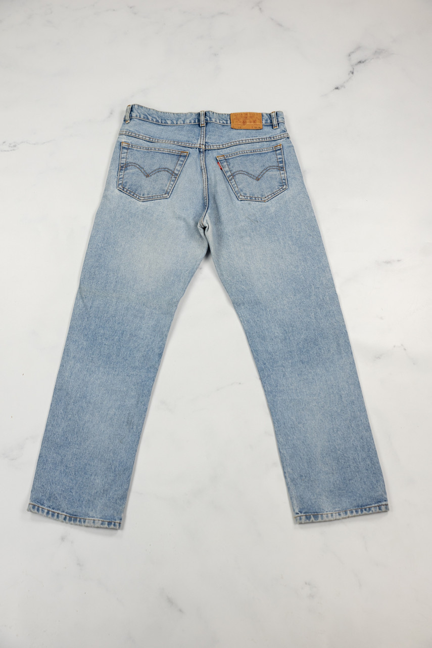 Reworked Vintage Marlboro Denim Jeans
