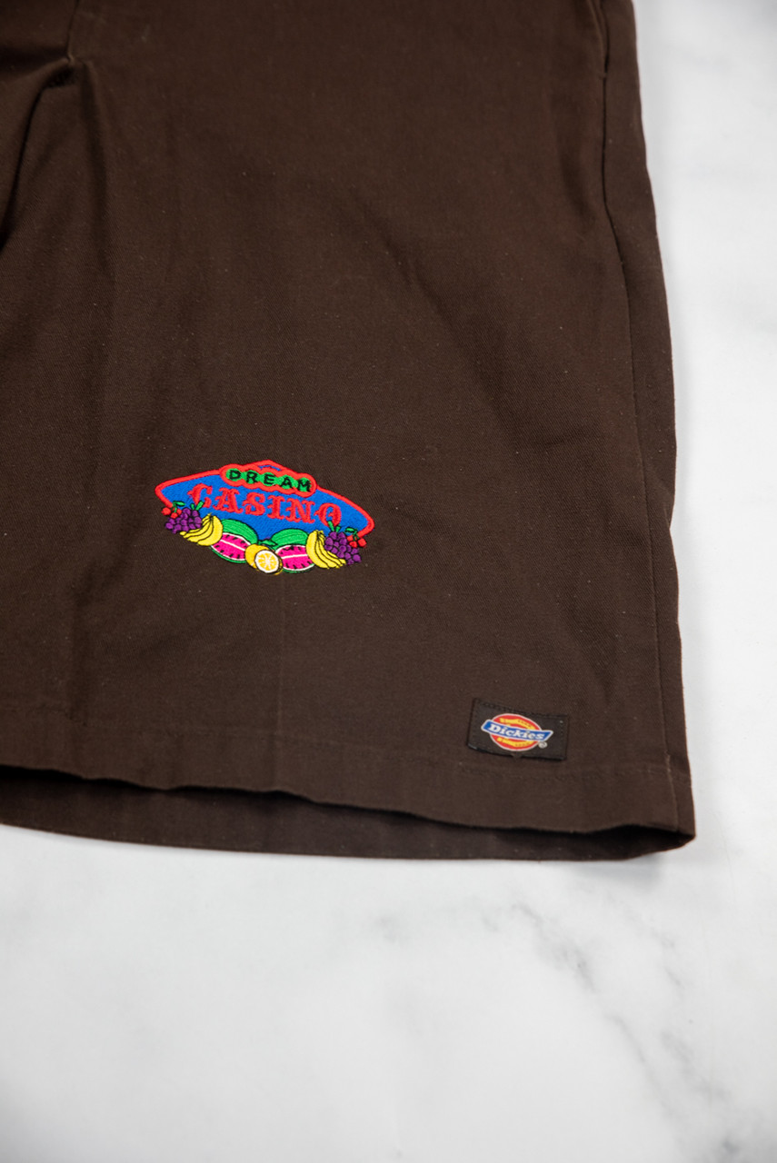 Reworked Vintage Casino Shorts