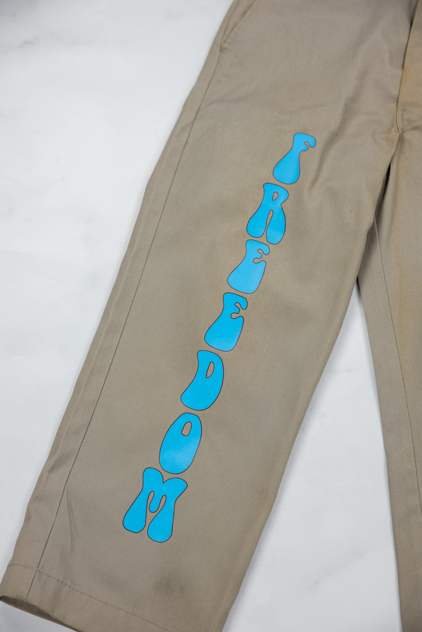 Reworked Vintage Dickies Freedom Trousers