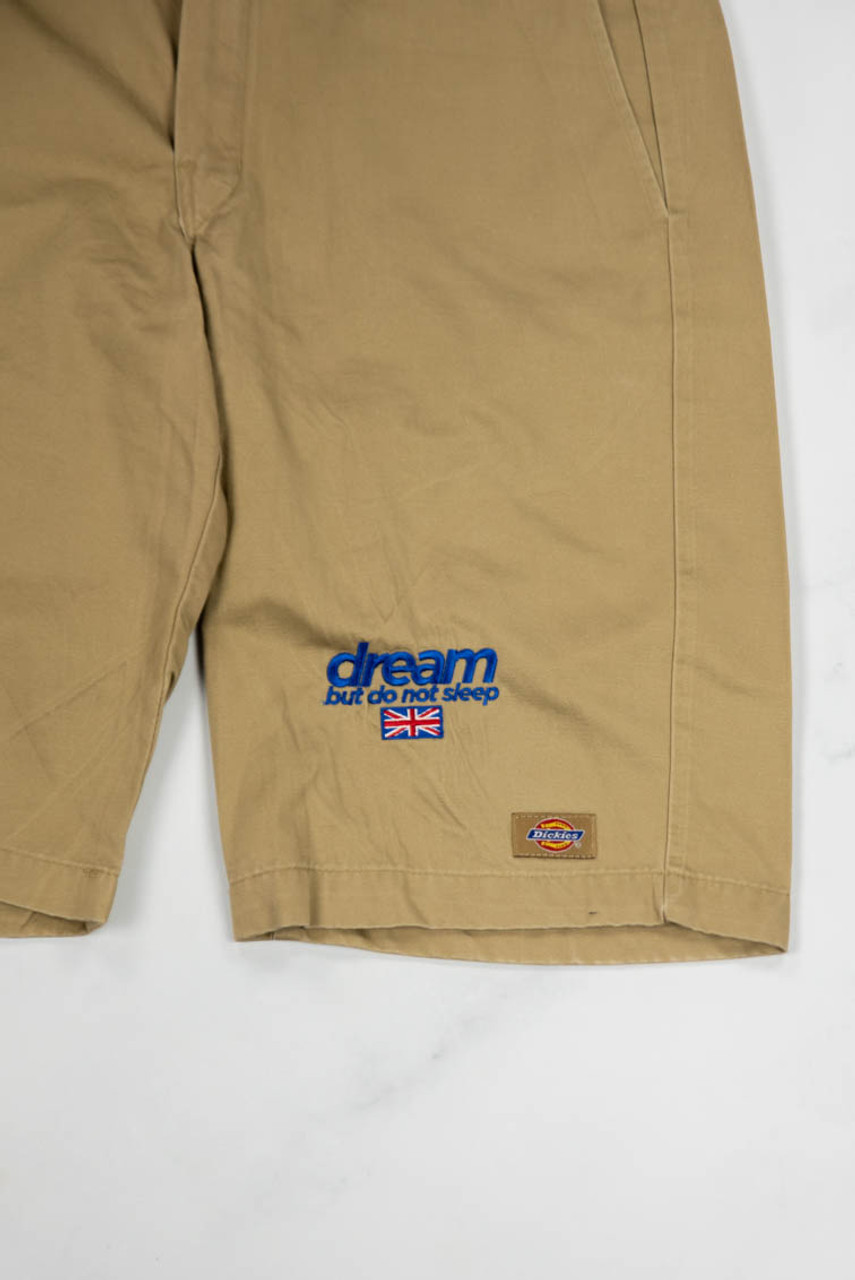 Reworked Vintage Dickies Shorts with Dream Logo