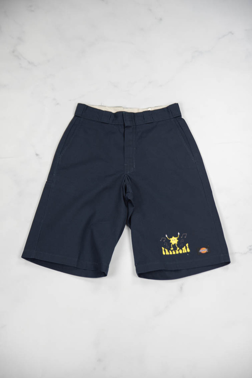 Reworked Vintage Dickies Shorts with Freedom Logo