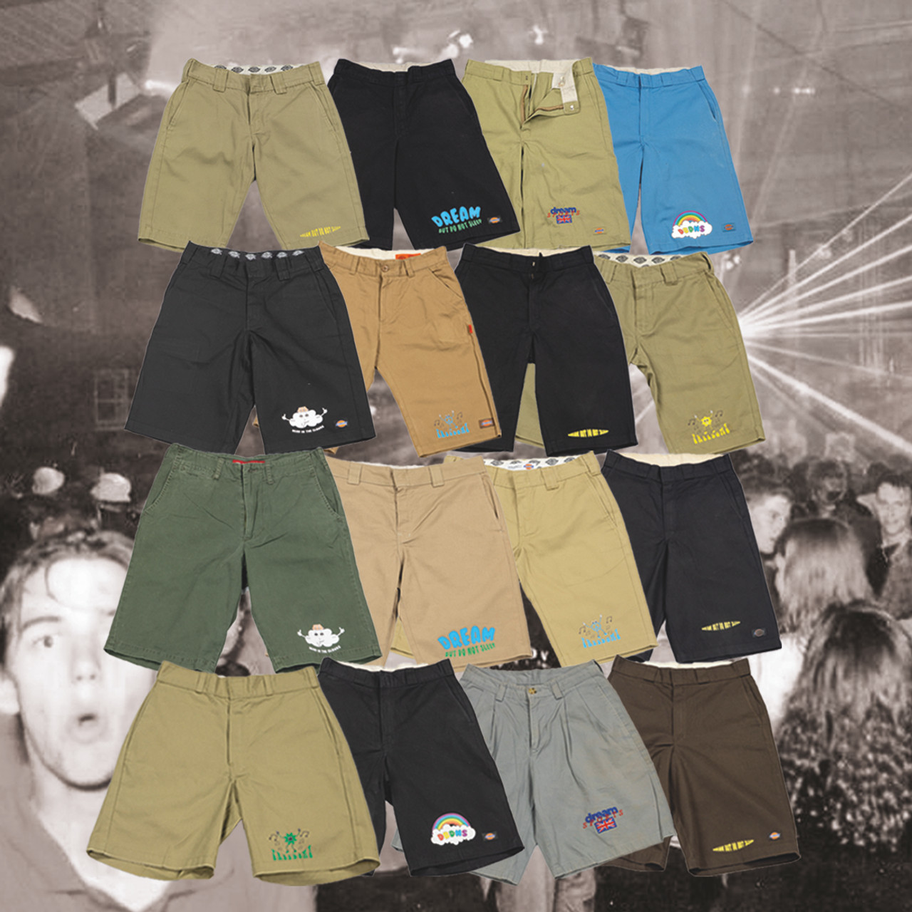 Introducing Our Reworked Vintage Dickies Shorts!