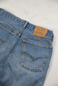 Reworked Vintage Levi's Freedom Printed Jeans