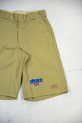 Reworked Vintage Dickies Shorts with Dream Embroidery