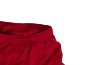 Red Shorts With Dream Sport Design