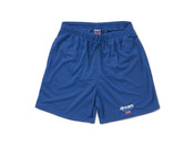 Blue Shorts With Dream Sport Design