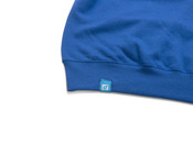 Blue hoodie With Dream Sport Athletic Goods Design