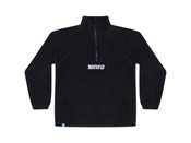 Black Fleece With Dream But Do Not Sleep Embroidered Design