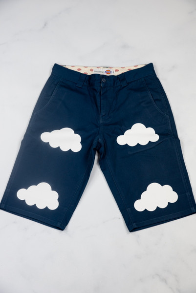 Reworked Vintage Dickies Cloud Shorts