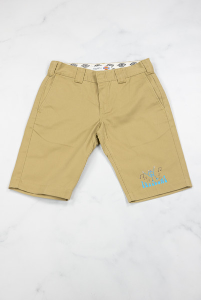 Reworked Vintage Dickies Freedom Shorts